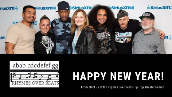 Welcome to 2019 - Rhymes Over Beats: A Collective of Hip Hop